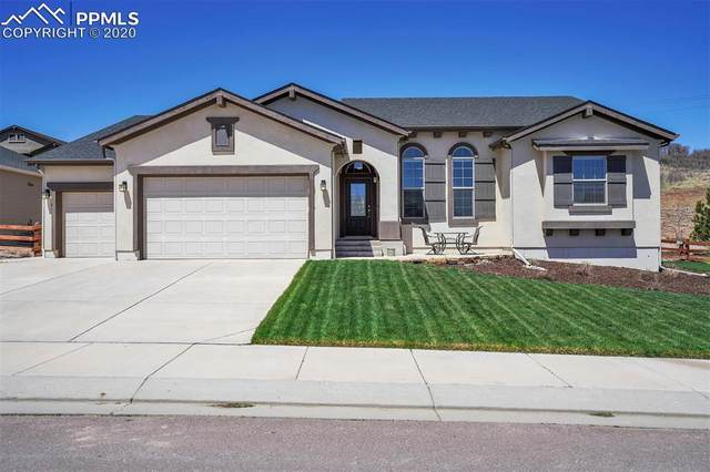 3032 Waterfront Drive, Monument, CO 80132 (#2582121) :: The Daniels Team