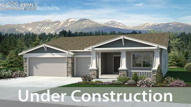 1850 Bogus Place, Colorado Springs, CO 80921 (#2583180) :: The Kibler Group