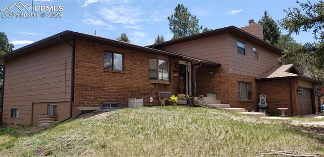 3575 E David Lane, Colorado Springs, CO 80917 (#2586958) :: Finch & Gable Real Estate Co.