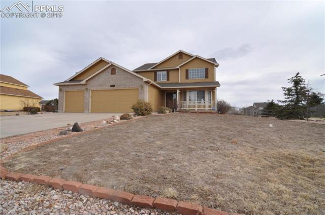 8531 Del Rio Road, Peyton, CO 80831 (#2589696) :: The Kibler Group