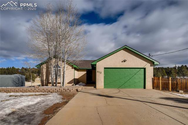 312 Obsidian Drive, Florissant, CO 80816 (#2589944) :: Tommy Daly Home Team