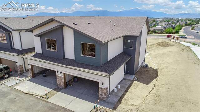 5466 Passport View, Colorado Springs, CO 80922 (#2595429) :: Tommy Daly Home Team
