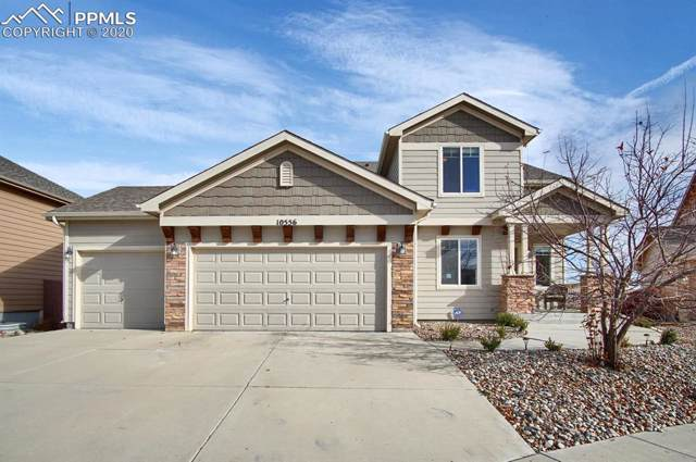 10556 Deer Meadow Circle, Colorado Springs, CO 80925 (#2595900) :: Tommy Daly Home Team