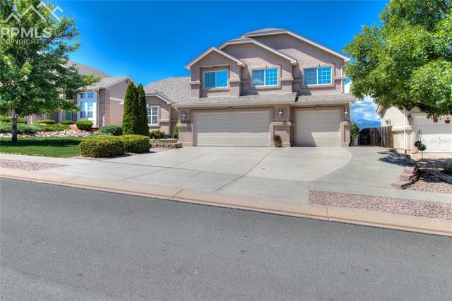 6444 Medicine Springs Drive, Colorado Springs, CO 80923 (#2599618) :: The Treasure Davis Team