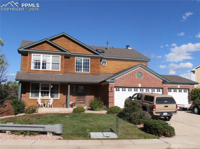 1380 Carlson Drive, Colorado Springs, CO 80919 (#2602987) :: 8z Real Estate