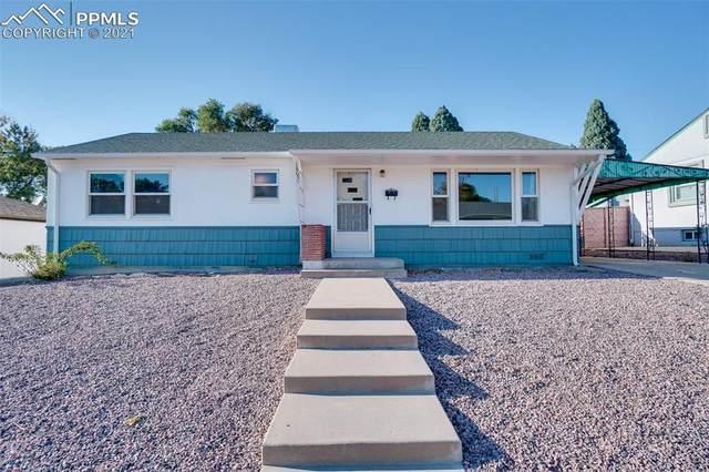 1805 Comanche Road, Pueblo, CO 81001 (#2603573) :: Compass Colorado Realty