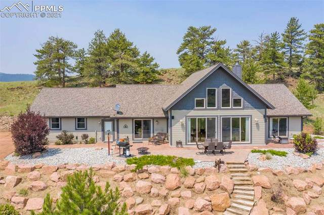 6416 County Road 59, Florissant, CO 80816 (#2603717) :: Action Team Realty