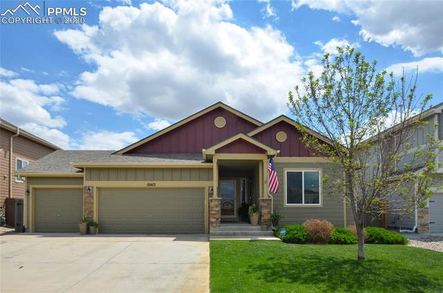 10415 Desert Bloom Way, Colorado Springs, CO 80925 (#2603770) :: The Treasure Davis Team