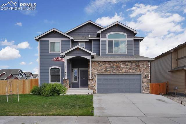 10657 Outfit Drive, Colorado Springs, CO 80925 (#2604622) :: Tommy Daly Home Team