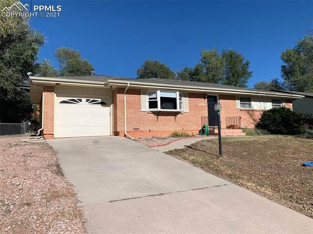 546 Loomis Avenue, Colorado Springs, CO 80906 (#2605977) :: The Kibler Group
