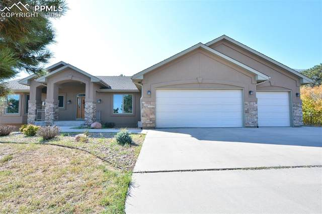 4525 Sandstone Drive, Monument, CO 80132 (#2607341) :: CC Signature Group