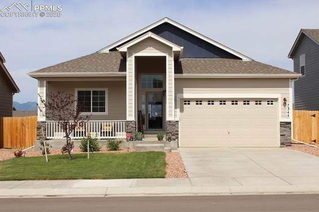 7344 Alpine Daisy Drive, Colorado Springs, CO 80925 (#2611434) :: Fisk Team, RE/MAX Properties, Inc.