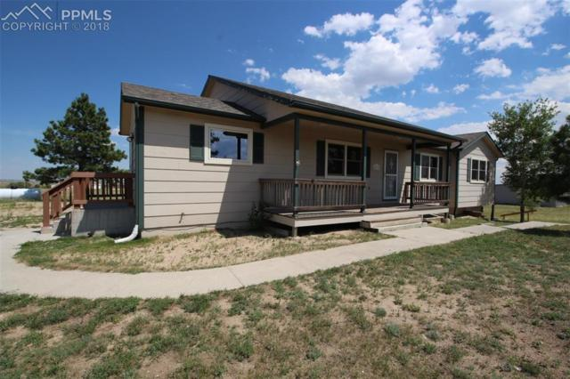 14125 Eastonville Road, Elbert, CO 80106 (#2611587) :: 8z Real Estate