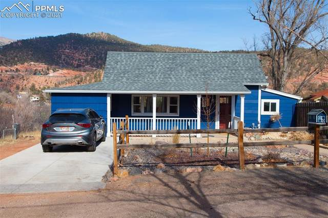 34 Fountain Place, Manitou Springs, CO 80829 (#2611850) :: The Gold Medal Team with RE/MAX Properties, Inc