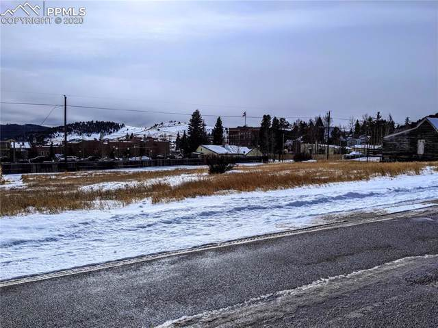 00 Eaton Avenue, Cripple Creek, CO 80813 (#2614995) :: The Treasure Davis Team