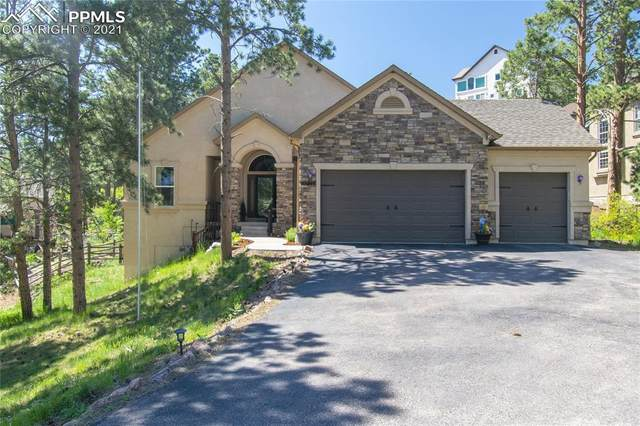 19914 Chisholm Trail, Monument, CO 80132 (#2615242) :: The Artisan Group at Keller Williams Premier Realty