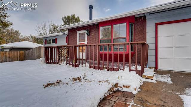 301 Pecos Drive, Colorado Springs, CO 80911 (#2616316) :: Action Team Realty