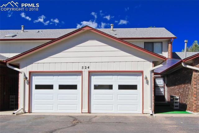 524 Lakewood Circle, Colorado Springs, CO 80910 (#2617108) :: The Treasure Davis Team