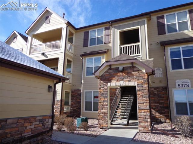 5378 Palomino Ranch Point #302, Colorado Springs, CO 80922 (#2622518) :: The Daniels Team