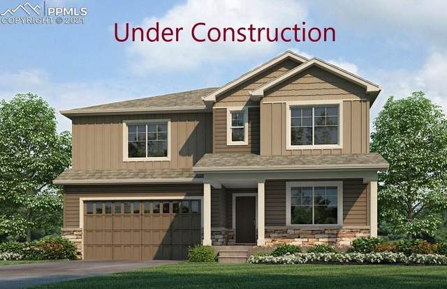 10268 Wrangell Circle, Colorado Springs, CO 80924 (#2622969) :: Tommy Daly Home Team