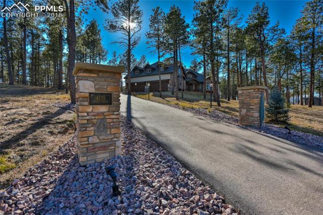 4735 Saxton Hollow Road, Colorado Springs, CO 80908 (#2623057) :: The Peak Properties Group