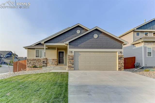 9795 Country Vistas Way, Peyton, CO 80831 (#2628115) :: Tommy Daly Home Team