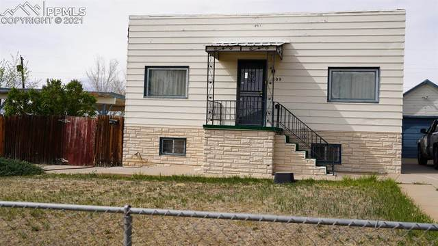 1109 E 14th Street, Pueblo, CO 81001 (#2629891) :: Venterra Real Estate LLC