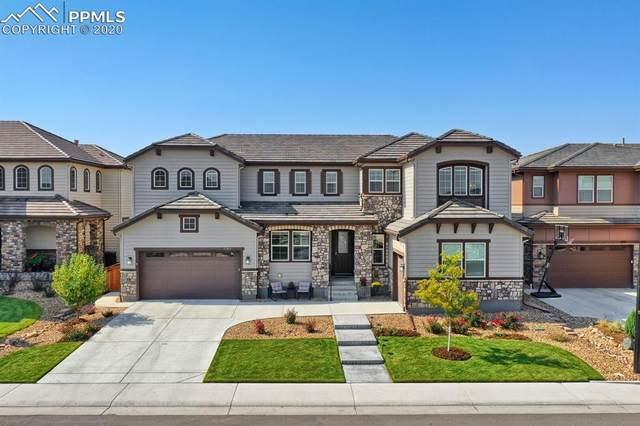 11363 Tango Trail, Parker, CO 80134 (#2631125) :: 8z Real Estate