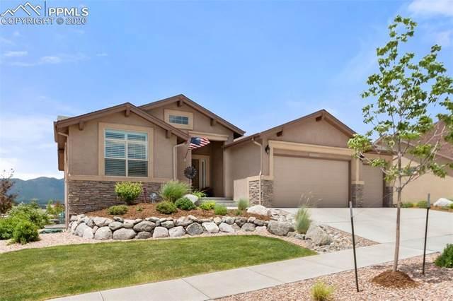 13066 Fisheye Drive, Colorado Springs, CO 80921 (#2632854) :: The Kibler Group