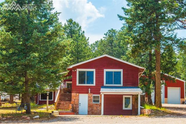 1020 Spruce Haven Drive, Woodland Park, CO 80863 (#2636459) :: The Peak Properties Group