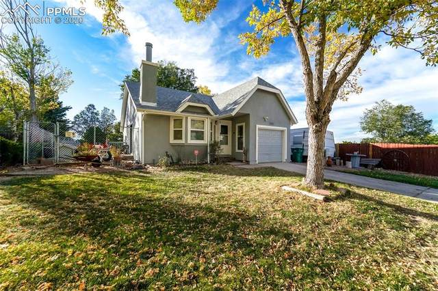 3310 W Monica Drive, Colorado Springs, CO 80916 (#2636629) :: The Kibler Group