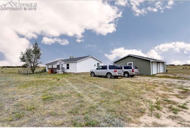 10365 Horseback Trail, Peyton, CO 80831 (#2638700) :: The Kibler Group