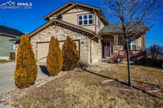 8291 Meadowcrest Drive, Fountain, CO 80817 (#2640607) :: Jason Daniels & Associates at RE/MAX Millennium