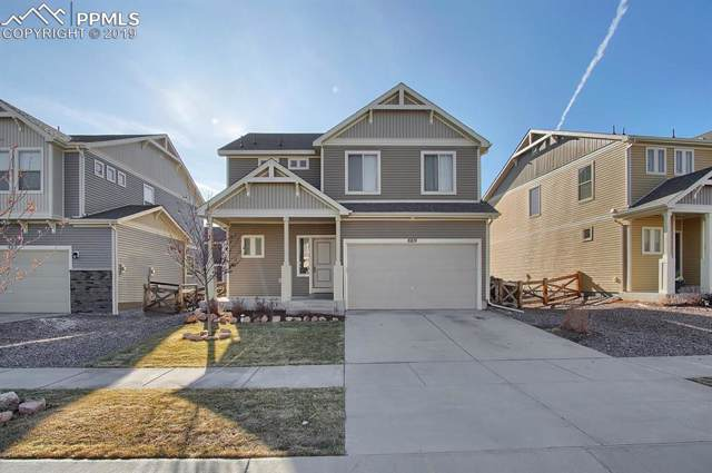 6819 Mineral Belt Drive, Colorado Springs, CO 80927 (#2642059) :: Action Team Realty