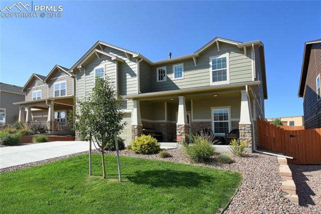 7558 Lost Pony Place, Colorado Springs, CO 80922 (#2643800) :: Action Team Realty