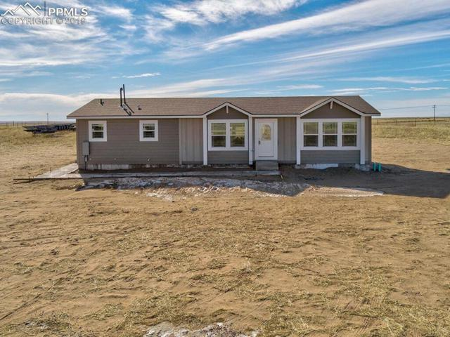 21529 Goldeneagle Drive, Calhan, CO 80808 (#2650402) :: 8z Real Estate