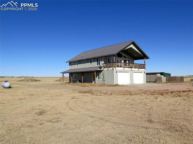 30310 Elway Point, Yoder, CO 80864 (#2652800) :: Fisk Team, RE/MAX Properties, Inc.