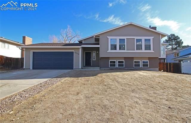 2215 Vintage Drive, Colorado Springs, CO 80920 (#2652850) :: The Kibler Group
