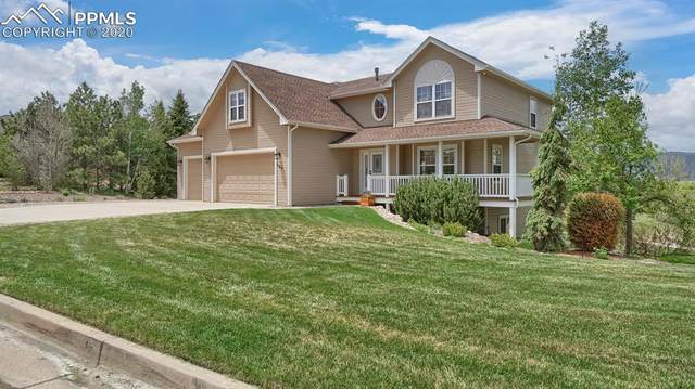 124 Wuthering Heights Drive, Colorado Springs, CO 80921 (#2654259) :: CC Signature Group