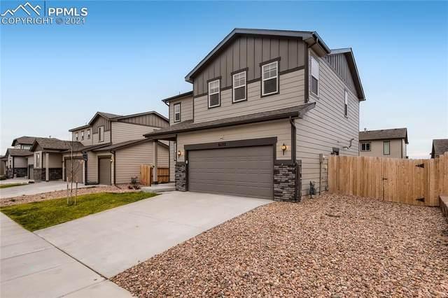 6122 Anders Ridge Lane, Colorado Springs, CO 80927 (#2655209) :: Compass Colorado Realty