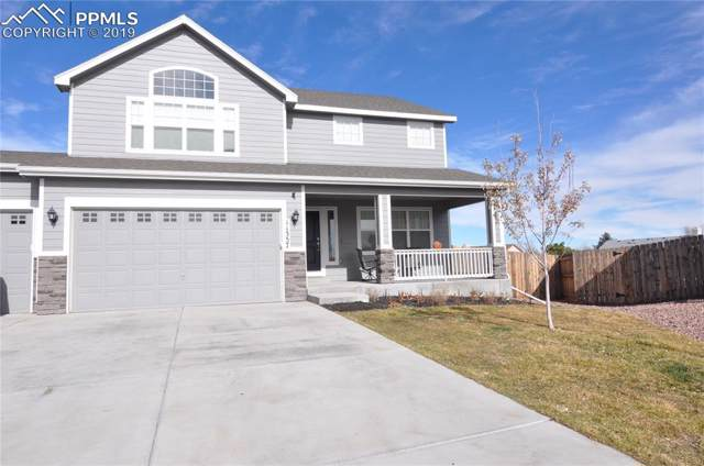 11357 Scenic Brush Drive, Peyton, CO 80831 (#2655698) :: The Treasure Davis Team