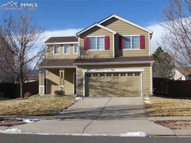 571 Prairie Star Circle, Colorado Springs, CO 80916 (#2657117) :: Venterra Real Estate LLC