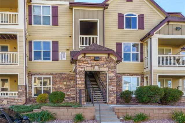 5354 Palomino Ranch Point #105, Colorado Springs, CO 80922 (#2657856) :: 8z Real Estate