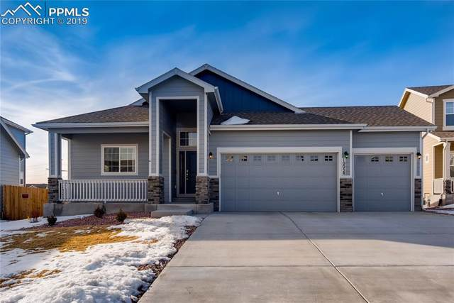 10058 Beckham Street, Peyton, CO 80831 (#2660344) :: The Treasure Davis Team