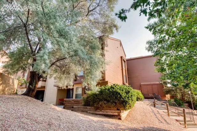 128 W Rockrimmon Boulevard #202, Colorado Springs, CO 80919 (#2661194) :: The Peak Properties Group