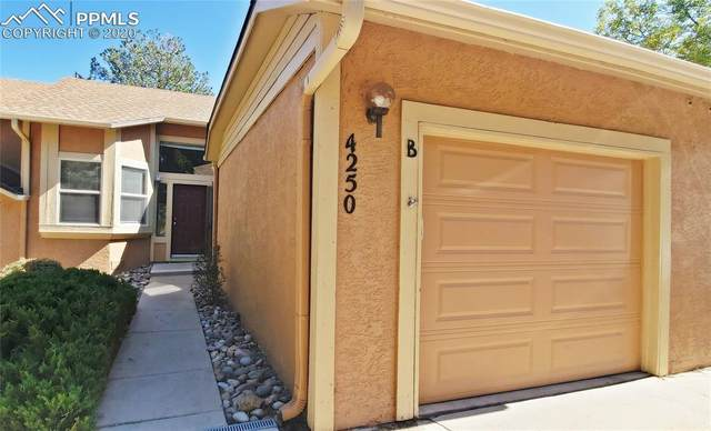 4250 Autumn Heights Drive B, Colorado Springs, CO 80906 (#2663009) :: Action Team Realty
