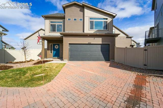6684 Thicket Pass Lane, Colorado Springs, CO 80927 (#2664295) :: The Cutting Edge, Realtors