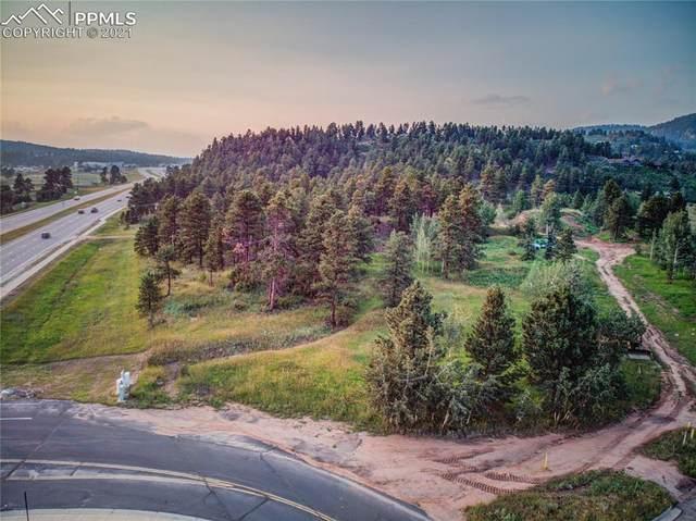 19569 E Highway 24 Highway, Woodland Park, CO 80863 (#2666152) :: Compass Colorado Realty