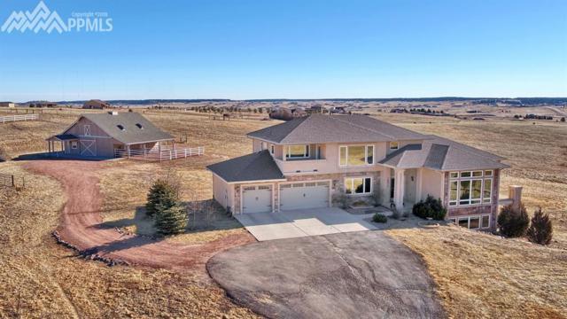 16875 Pony Pond Drive, Colorado Springs, CO 80908 (#2671093) :: 8z Real Estate