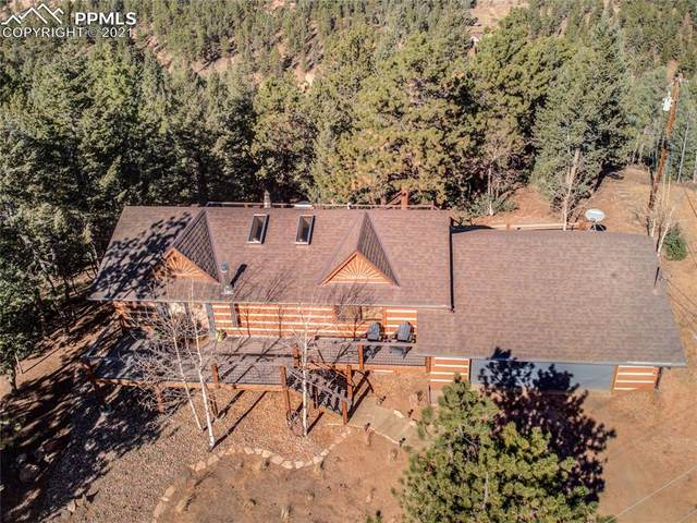 147 Summit Road, Woodland Park, CO 80863 (#2671871) :: The Treasure Davis Team